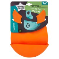 Tommee Tippee roll & go bib, assorted
