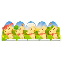 Lindt mini gold bunnies 5s