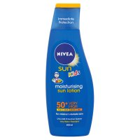 Nivea sun kids sun lotion 50+