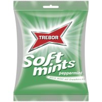 Trebor softmints peppermint