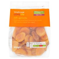 Waitrose LOVE life soft apricots