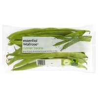 essential Waitrose runner beans