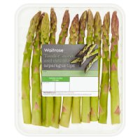 Waitrose asparagus tips