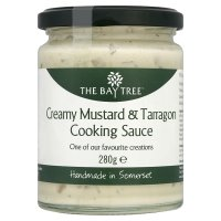 The Bay Tree mustard & tarragon cooking sauce