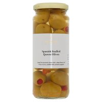 Waitrose stuffed queen olives