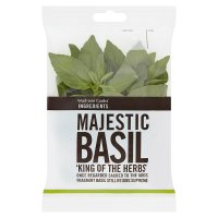 Waitrose Chefs' Ingredients basil