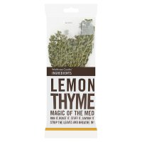 Waitrose Chefs' Ingredients lemon thyme