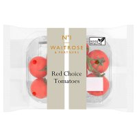 Waitrose red choice tomatoes