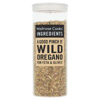 Waitrose Cooks' ingredients wild oregano