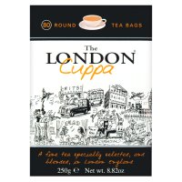 The London Cuppa tea, 80 bags
