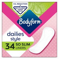 Bodyform liners so slim
