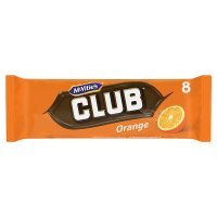 Jacob's Club orange