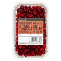 essential Waitrose cranberries