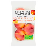essential Waitrose yellow flesh nectarines