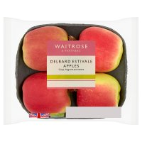 Waitrose delbard d'estivale apples