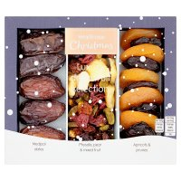 Waitrose Christmas dried fruit selection