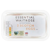 essential Waitrose 2 scotch eggs
