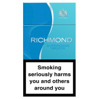Richmond superkings smooth cigarettes