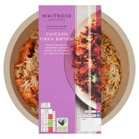 Waitrose chicken biryani