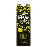 Grove Organic premium apple juice