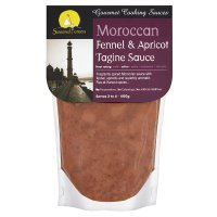 Seasoned Pioneers Moroccan fennel tagine sauce