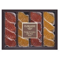 Florianne orange & lemon jelly fruit slices