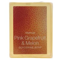 Waitrose pink grapefruit glycerine soap