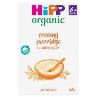 Hipp organic creamy porridge  stage 1
