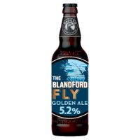 Badger Brewery Blandford Fly Ale with Ginger