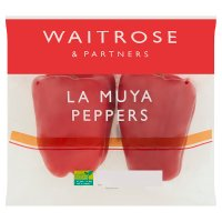 Waitrose limited selection fresh peppers