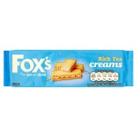 Fox's Creams - rich tea