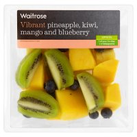 Waitrose pineapple, kiwi, mango & blueberry