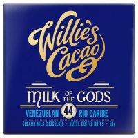 Willie's Cacao milk of the gods