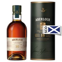 Aberlour scotch whisky 16 years old