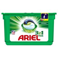 Ariel Actilift 3in1 Pods Washing Capsules 12 washes