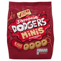 Jammie Dodgers Minis Multipack