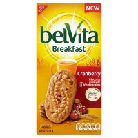 Belvita Breakfast biscuits cranberry