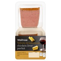 Waitrose chicken liver parfait