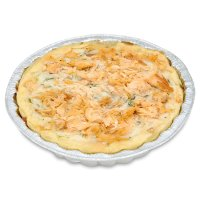 Waitrose smoked salmon & watercress tartlet