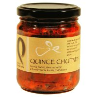Quince Products quince chutney
