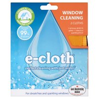 Image of e-cloth window pack (pack of 2)