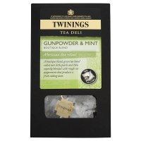 Twinings tea deli gunpowder & mint