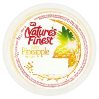 Natures Finest Pineapple (in juice)