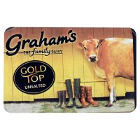 Graham's gold unsalted butter