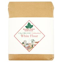 Maple Farm Organic white flour