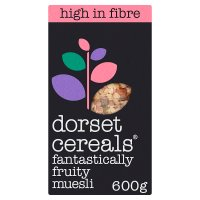 Dorset Cereals fantastically fruity muesli