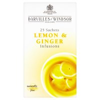 Darvilles Infusions - Lemon & Ginger