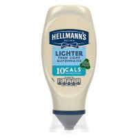Hellmann's squeezy lighter than light mayonnaise