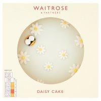 Waitrose Daisy Cake.