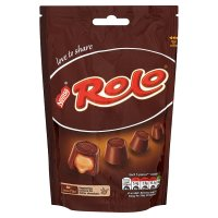 Rolo milk chocolate sharing bag